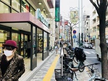 トータルボディサロンN/順路7(恵比寿駅ver.)