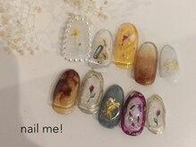 ネイルミー(nail me!)/ニュアンスデザインも人気