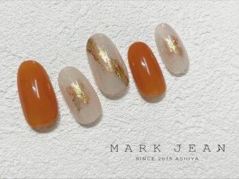 マークジーン 姫路(MARK JEAN)/ニュアンス 水彩 ネイル