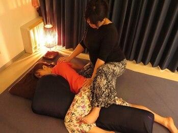 アジアン ヒーリング インディー(Asian healing YinDee)の写真/本場の技術&癒しの空間で至福のひととき。しっかりストレッチで血流を良くし柔軟な身体に♪