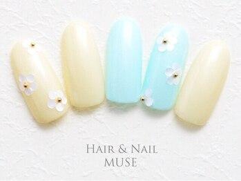 HAIR & NAIL MUSE ミューズ 新小岩店_デザイン_07