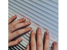 ネイルスタジオ リーベル(nail studio Liber)の雰囲気(ニュアンスネイル【A】@n.s.liber)