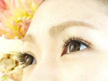 アイルアイズ サラ(I'll Eyes SARA)の写真/[京都駅]オフ&コーティング込☆プラチナミンク100本¥4900!花嫁様におススメ♪ブライダルエクステ100本¥5000