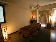 完全個室空間です。マンツーマン施術でリラックスして頂けます