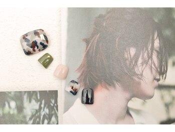 ルーヴル ネイルアンドアイラッシュ 生駒(LOUVRE nail&eyelash)/カジュアルアーミー