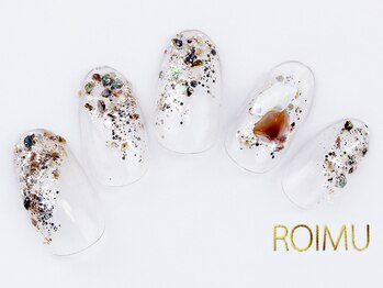ロイム(ROIMU)/ラメ ニュアンスデザイン