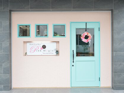 Healthy Beauty Salon PINKMAGIC