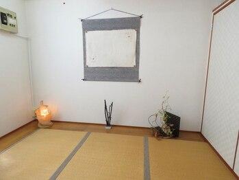 健友館ゆうき整体院/和の空間