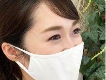 サクラヤフォーミー 八王子店(SAKURAYA FOR ME)の雰囲気(マスクでも可愛い♪大事な日の特別なメイクもお任せ下さい)