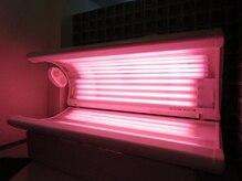 ピンク色の光が美肌に導くコラーゲンマシーン☆
