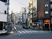 トータルボディサロンN/順路8の2(恵比寿駅ver.)