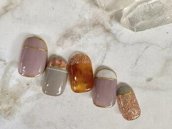 ネイルサロンキース(nail salon KIES)/NEW Design 7490yen