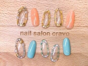 ネイルサロン クラーヴォ(cravo)/【Seasonal限定☆定額Bコース】
