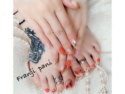 Frangi Pani 【 フランジパニ 】