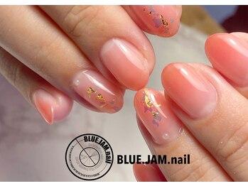 ブルージャムネイル(BLUE.JAM.nail)/SMALLコース☆design by YUKIKO