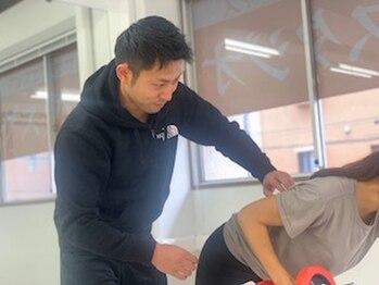 草香江トレーニングスタジオ/トレーニング3