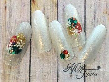 ミハフルーラ 与野(Home Nail Salon Mija Flura)/シンプル 5980円 I155S