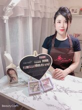 ビューティーサロン エンジェルヒーリング(Beauty salon)愛 莉
