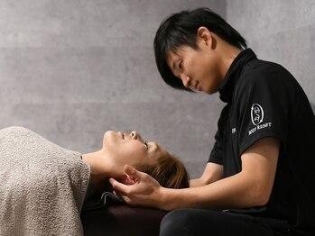 首・肩のつらさを改善したい