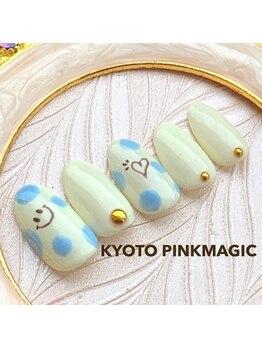 ピンクマジック(PINKMAGIC)/にこちゃん