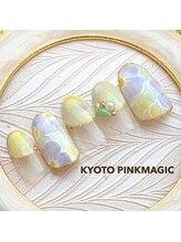 ピンクマジック(PINKMAGIC)/ふんわりフラワー