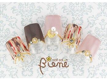 ネイルサロン ビーネ(nail salon Biene)/17年11月のおすすめコース-1