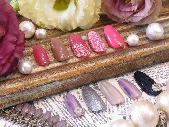 ネイルサロン リラ(nail salon lilas)(熊本県熊本市)