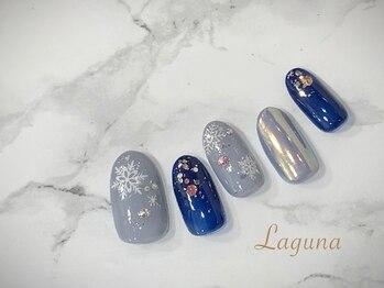 ラグウナ(Laguna)/雪の結晶