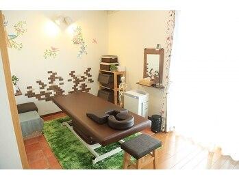 ホーピストの写真/完全個室が2部屋。2人の施術者がそれぞれの部屋で施術致します。周りを気にせずリラックスできる♪