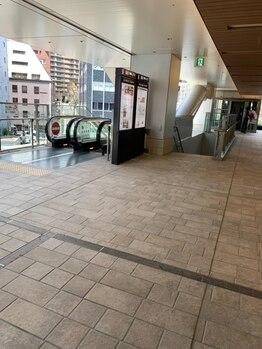 フェアブライト 横浜桜木町店(Fere Bright)/道案内5