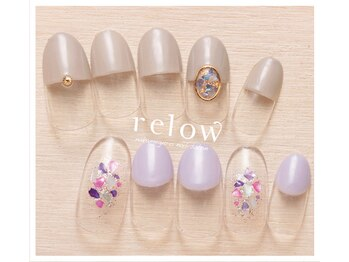 リロウ(relow)/6月キャンペーンアート☆1.2