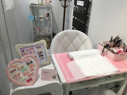 【パラジェル登録店】Nail salon Tiara【ティアラ】(福島・野田・大正・西淀川/ネイル)の写真