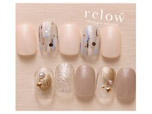 リロウ(relow)/6月キャンペーンアート☆3.4