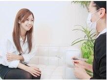 アイラッシュサロンボニー(eyelash salon Bonnie)の雰囲気(丁寧なカウンセリングで、お客様に合うデザインなどをご提案♪)
