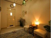 心斎橋セラピースタジオの雰囲気(アットホームな広々空間でお待ちしております。)