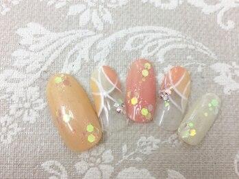 カロルネイル/120分似合わせコース