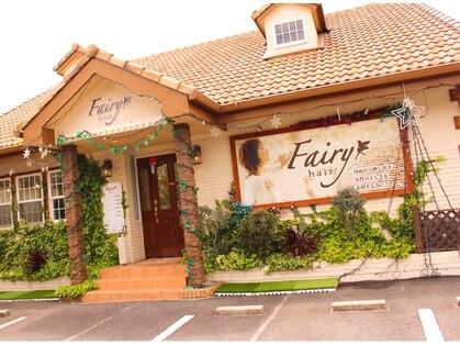 フェアリーヘア(fairy hair)の写真