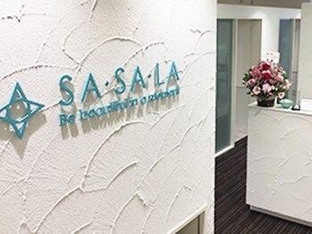 ササラ 心斎橋店(SASALA)(大阪府大阪市中央区)