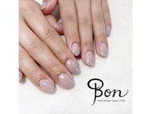 ネイルアトリエ ボン(nail atelier bon)/ハンドネイル☆