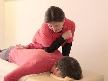 スピリッツ 西宮夙川店の写真/首・肩のコリを改善!経験豊富なスタッフの絶妙な力加減で、身体の芯からラクになる☆長年お悩みの方にも◎