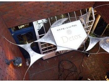 デトックス(Detox)/路上から見ると・・・(^^