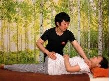 リラクゼーション オレンジローズ(Relaxation Orange Rose)の雰囲気(筋肉や骨のバランスを整え、つらい肩や腰の不調を改善する整体)