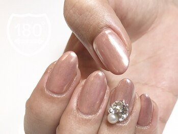 180°One Eighty Degrees. Nail&Eyelash._デザイン_11