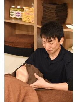 ボーテ ビューティアンドサルートサロン(BEAUTE Beauty&Salute Salon)/固まった首に!