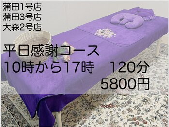 健康堂 2号店(東京都大田区)