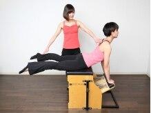 イークオリティー ピラティス スタジオ(eQuality Pilates studio)の雰囲気(ひとつひとつの背骨をしなやかに動かします♪)