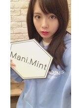 マニミント 表参道店(mani.mint)/西村歩乃果さんご来店