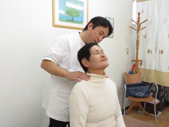 健友館ゆうき整体院/重たい首肩のお悩みに☆