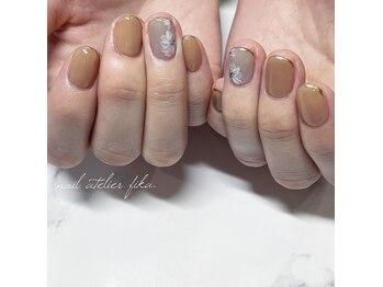 ネイル アトリエ フィーカ(nail atelier fika.)(青森県青森市)
