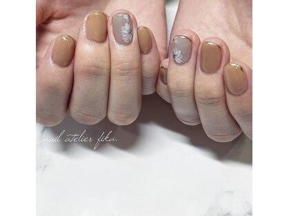 ネイル アトリエ フィーカ(nail atelier fika.) image